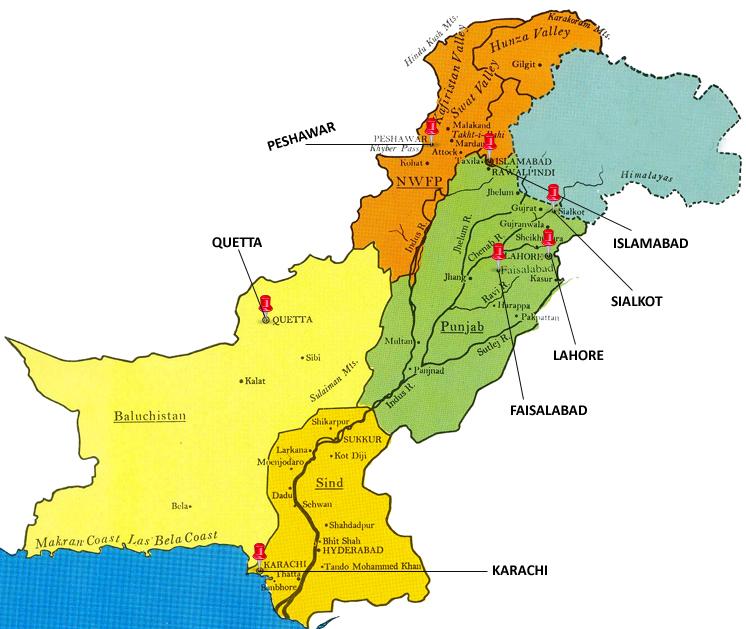PIFFA - PAKISTAN INTERNATIONAL FREIGHT FORWARDERS ASSOCIATION